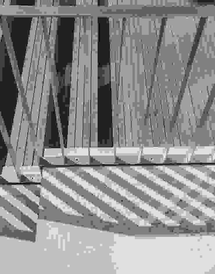 5 by JAN RÖSLER ARCHITEKTEN Modern Concrete