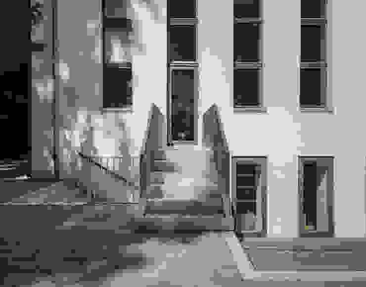 4 by JAN RÖSLER ARCHITEKTEN Modern Concrete
