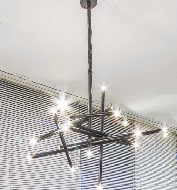Sgabello Interiores HouseholdAccessories & decoration Metal Black
