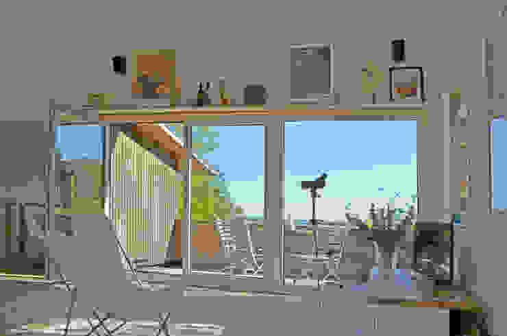 Wohnzimmer Skandinavische Wohnzimmer von gondesen architekt Skandinavisch Holz Holznachbildung