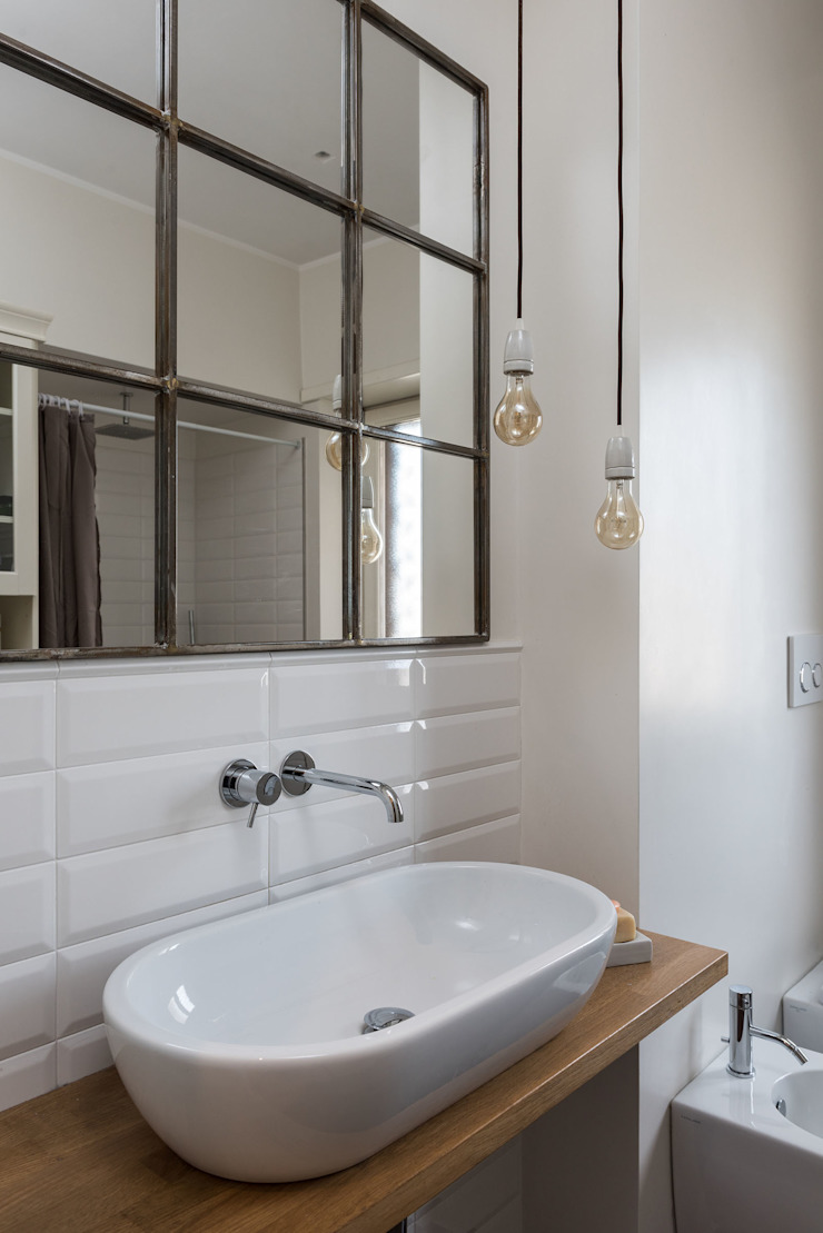 zero6studio - Studio Associato di Architettura Ванна кімната