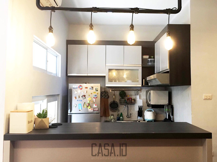 industrial  by CASA.ID ARCHITECTS, Industrial