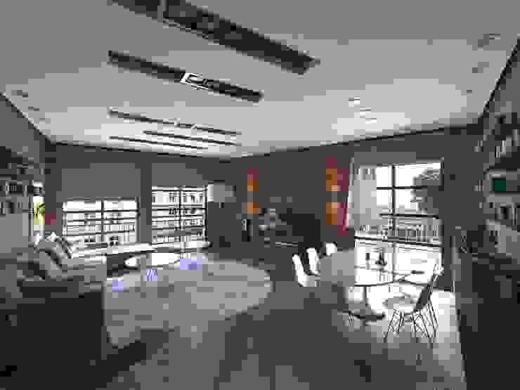 Classic style living room by Doku Mimarlık Classic