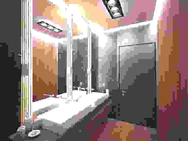 Bornova Apartman Klasik Banyo Doku Mimarlık Klasik