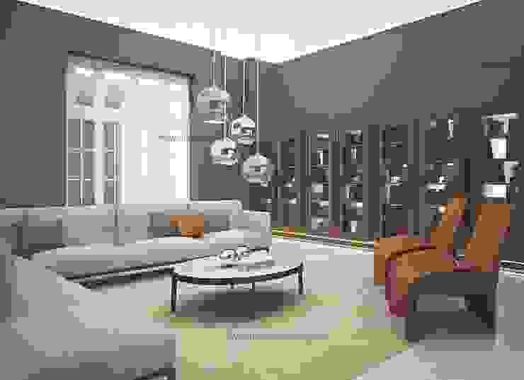 GIORGETTI傢俱现代实木家具,意大利現代風格: 現代  by 北京恒邦信大国际贸易有限公司, 現代風