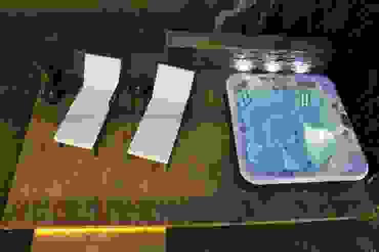 IngeniARQ Arquitectura + Ingeniería 泳池