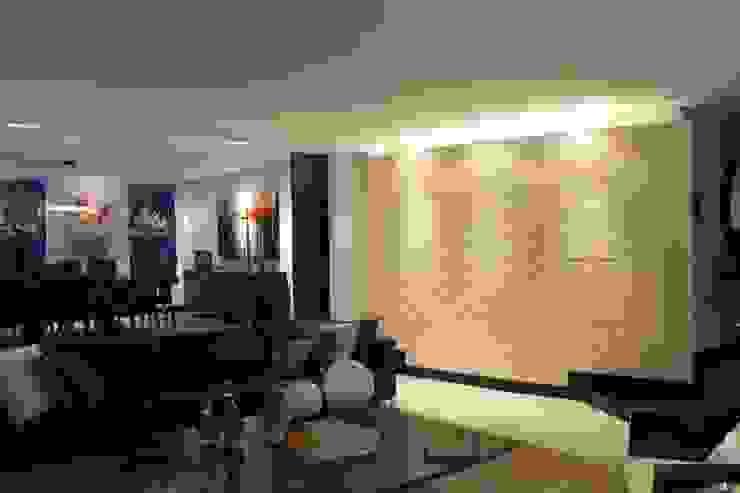 SALA Salas modernas de IngeniARQ Arquitectura + Ingeniería Moderno