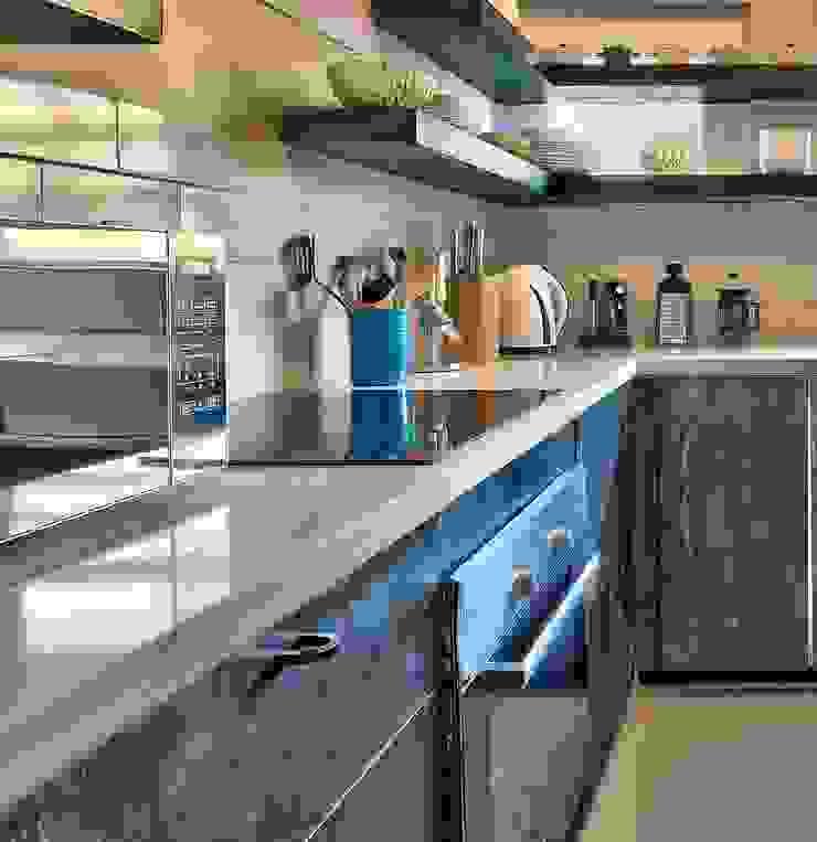 Devonshire Hills Modern kitchen by Studio Do Cabo Modern