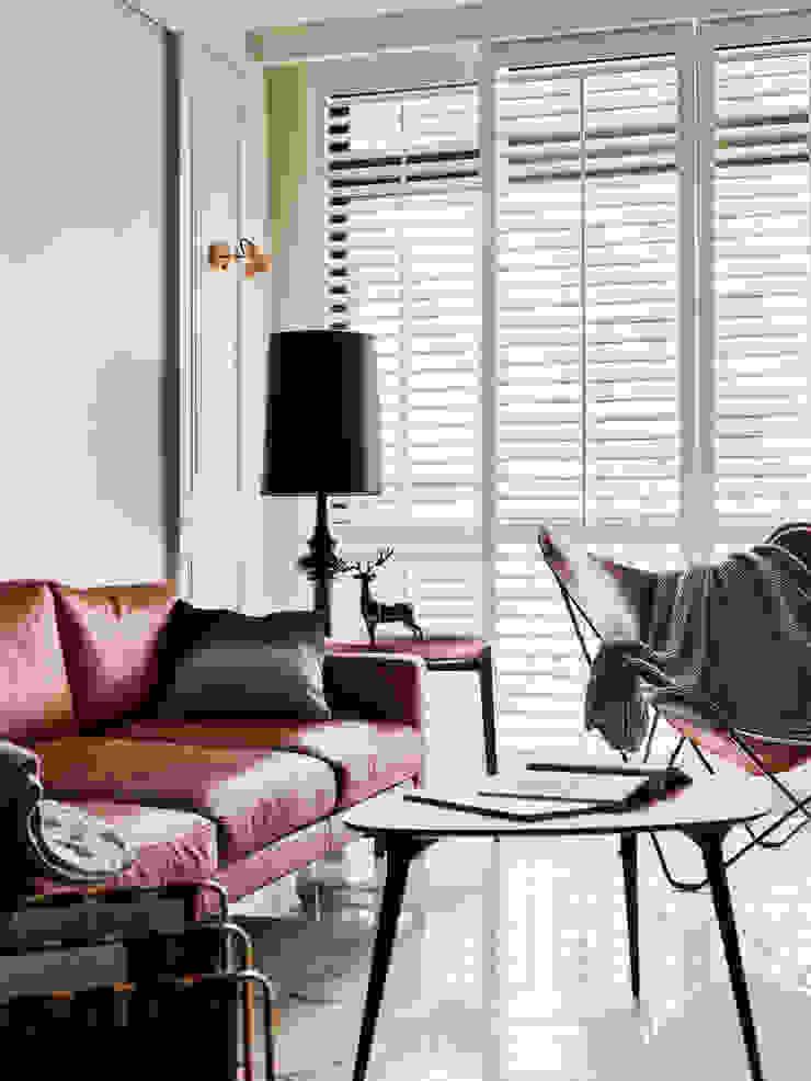 品味的奢華 根據 耀昀創意設計有限公司/Alfonso Ideas 北歐風