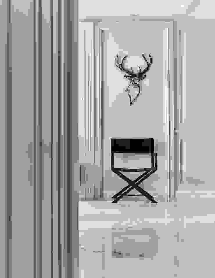 孤獨的沉澱 斯堪的納維亞風格的走廊,走廊和樓梯 根據 耀昀創意設計有限公司/Alfonso Ideas 北歐風
