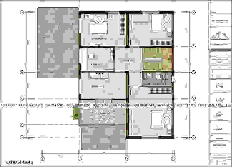 di Công ty CP kiến trúc và xây dựng Eco Home