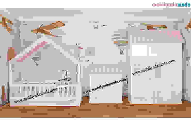 Özel Tasarım Bebek Odası MOBİLYADA MODA Modern