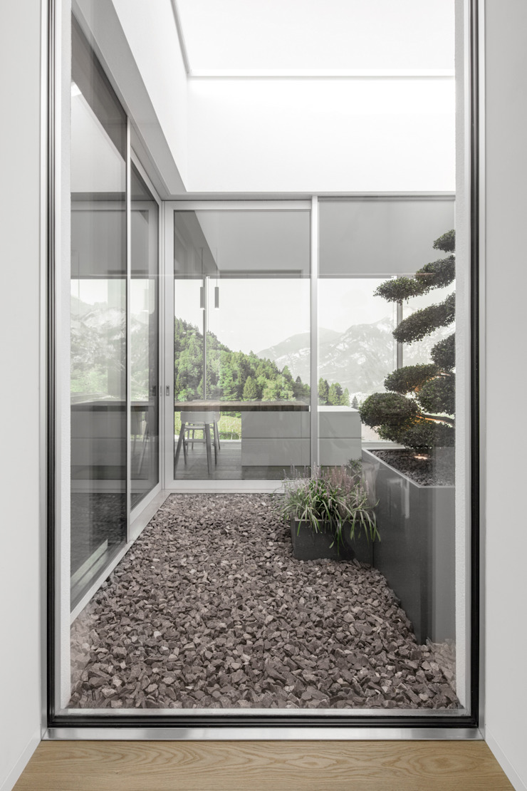 raro Modern conservatory