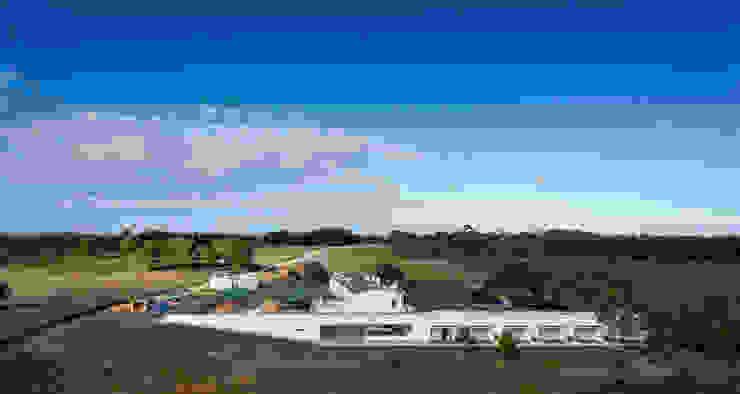 Pé no Monte [i]da arquitectos Casas mediterrânicas