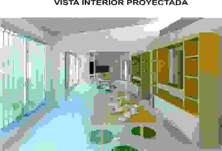 Столовая комната в классическом стиле от Arq.SusanaCruz Классический Стекло