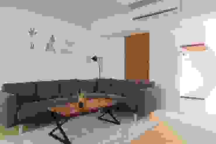清新溫暖的家 根據 大觀創境空間設計事務所 北歐風