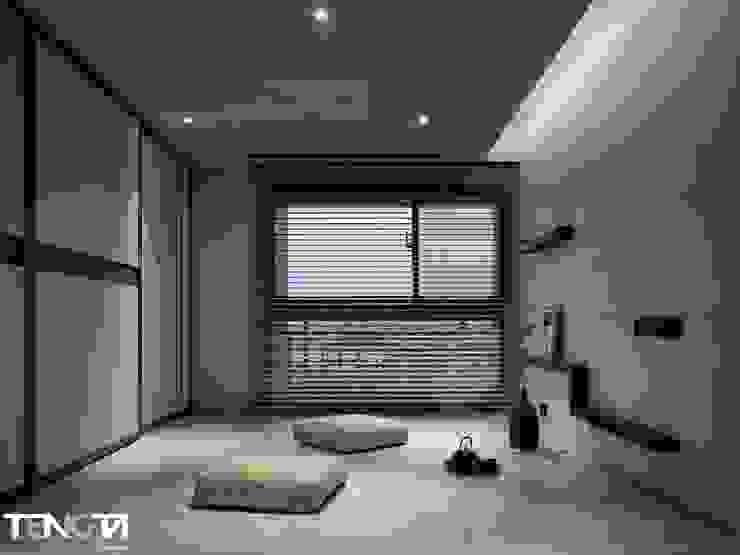 線條 ╳ 藝術 根據 騰龘空間設計有限公司 現代風