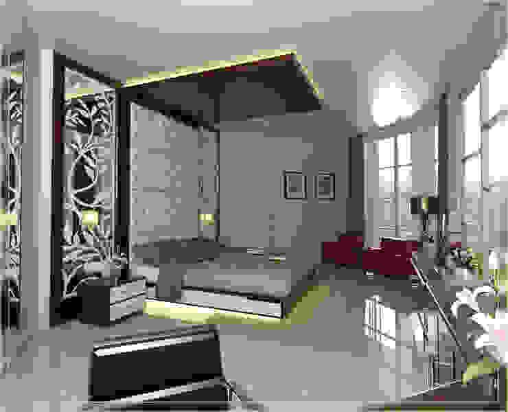 BEDROOM 02 Oleh Arsitekpedia