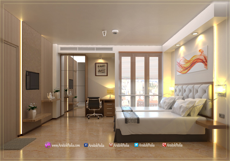 Bedroom Nanyon alt 1a Oleh Arsitekpedia