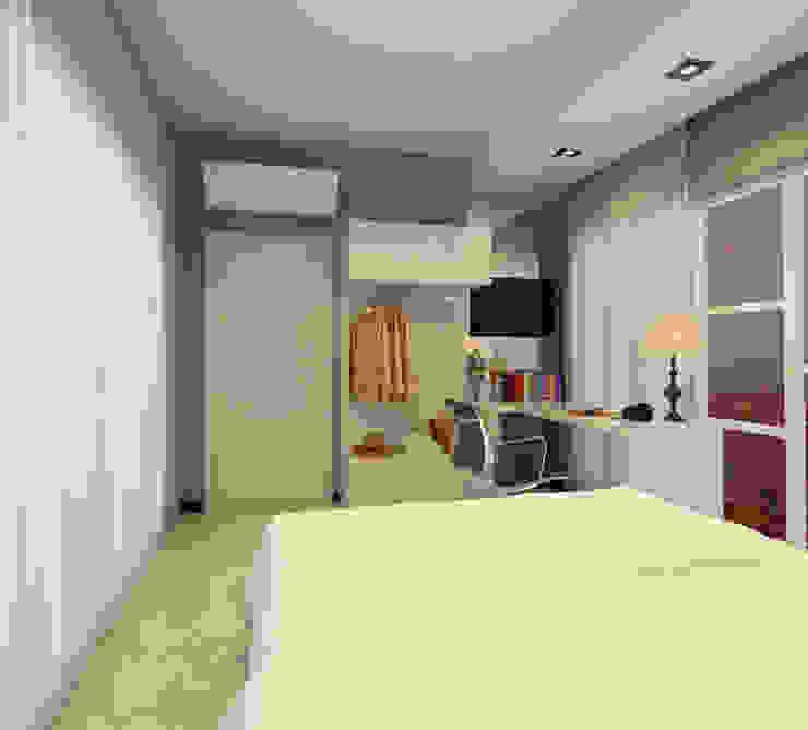 bedroom scene 01send Oleh Arsitekpedia
