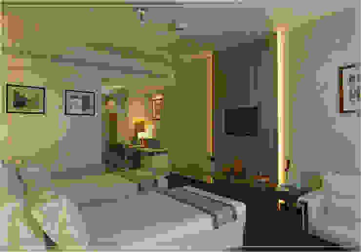 Bedroom Typical 1 scene 01 Oleh Arsitekpedia