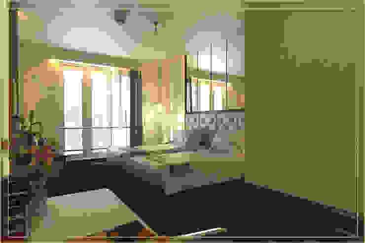 Bedroom Typical 1 scene 02 Oleh Arsitekpedia