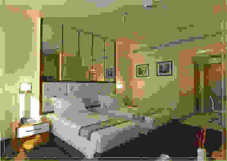 Bedroom Typical 1 scene 03 Oleh Arsitekpedia