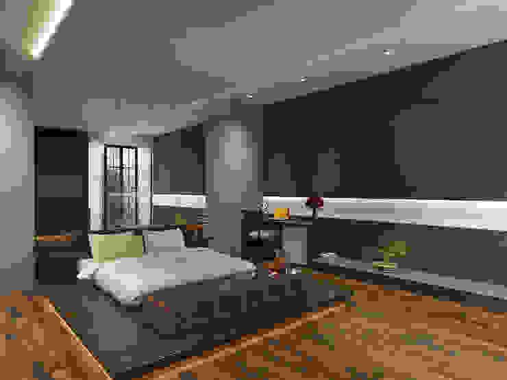 Bedroom View 02 Oleh Arsitekpedia