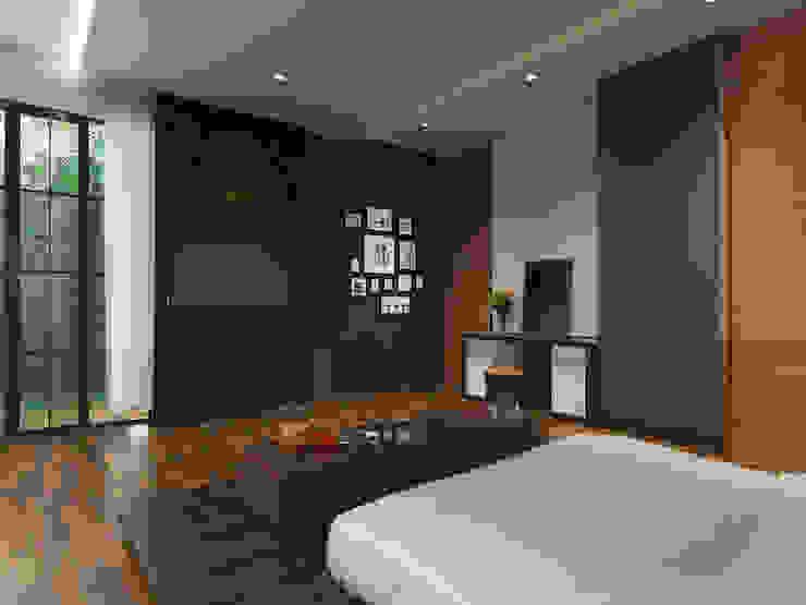 Bedroom View 03 Oleh Arsitekpedia