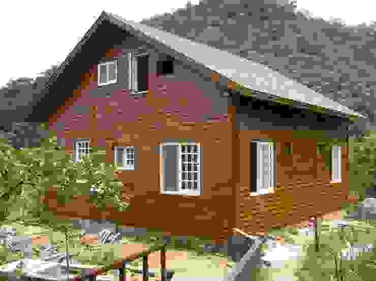 小木屋 根據 茂林樓梯扶手地板工程團隊 田園風