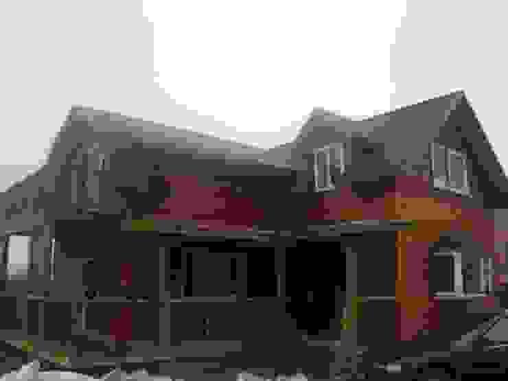 小木屋 根據 茂林樓梯扶手地板工程團隊 古典風