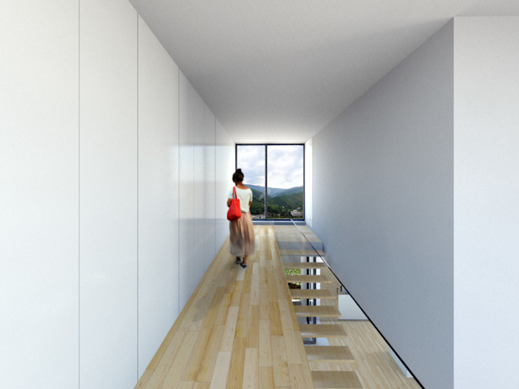Fase - Projecto por Atelier 72 - Arquitetura, Lda Moderno