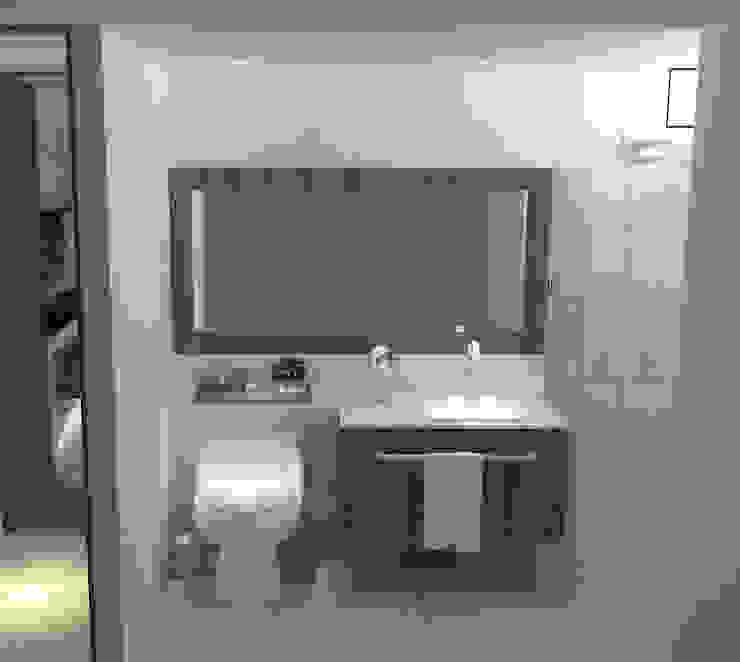 Baño tipo de ARKLINE S A S Moderno