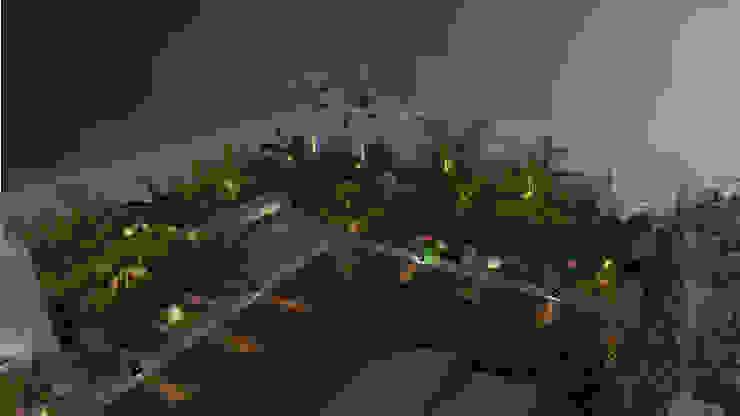 Oasis-Terraza de ARKLINE S A S Moderno