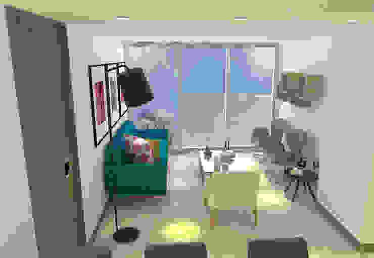 Sala de ARKLINE S A S Moderno