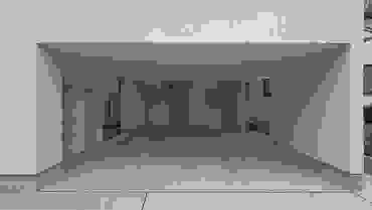 アトリエ スピノザ Modern garage/shed