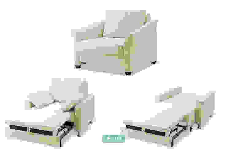 Bộ sưu tập các mẫu sofa giường đẹp: nhiệt đới  by Prime Sofa, Nhiệt đới