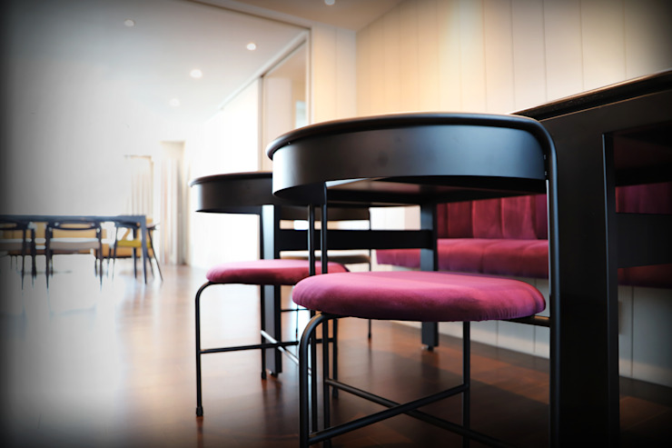 Donga Apartment in Incheon: 아우딘스페이스의 현대 ,모던