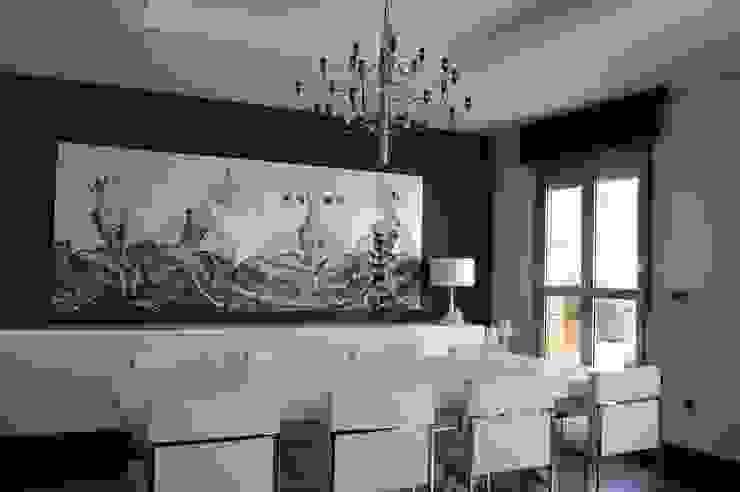 Comedores de estilo  por Qum estudio, tienda de muebles y accesorios en Andalucía