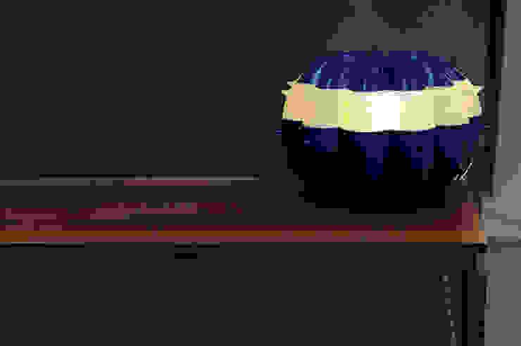 Desert Light modello Echinocactus Sailor di SeFa Design by nature Eclettico Fibre naturali Beige