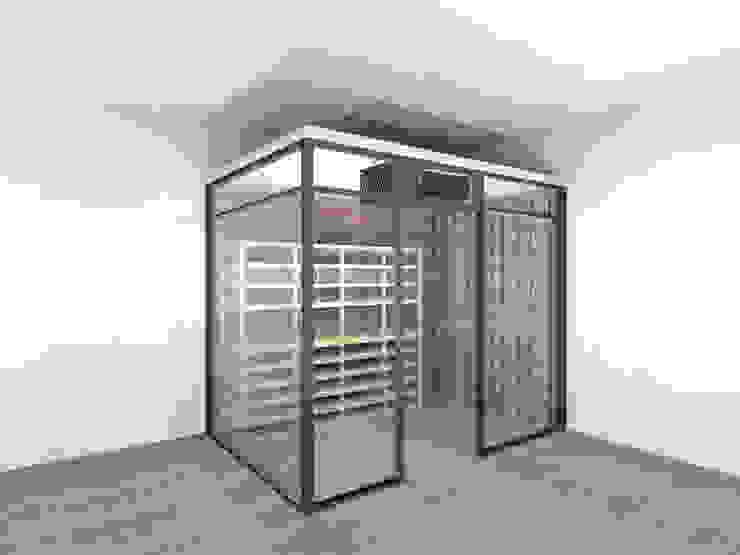 ShoWine 酒窖 玻璃 Transparent