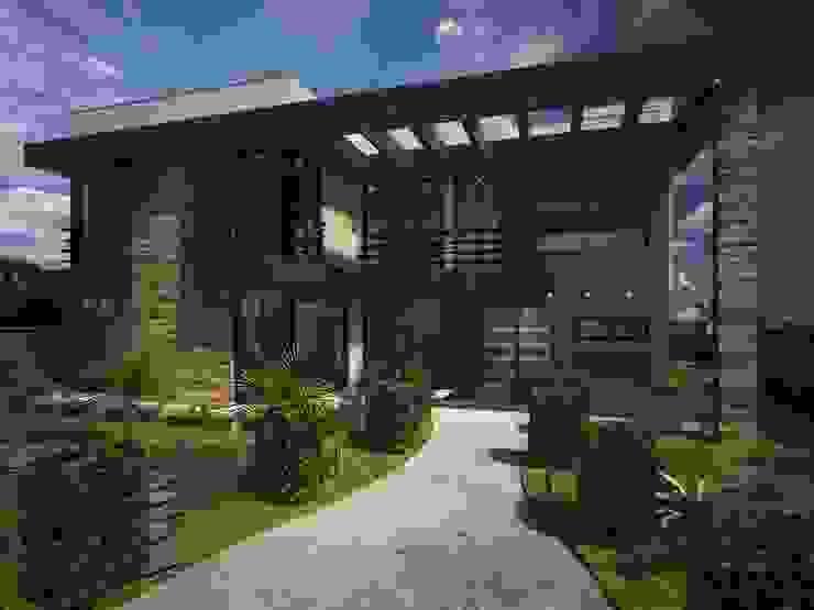ORTAC VİLLA Tropikal Evler Derat Mimarlık - Tasarım / Archıtects & Interıor Tropikal