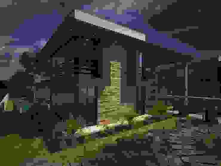 ORTAC VİLLA Derat Mimarlık - Tasarım / Archıtects & Interıor Tropikal Evler