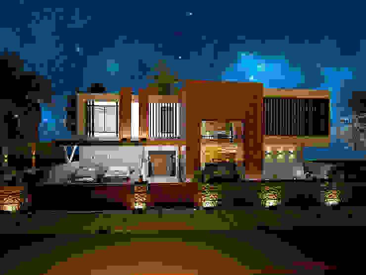 ERSOZLU VİLLA Endüstriyel Evler Derat Mimarlık - Tasarım / Archıtects & Interıor Endüstriyel