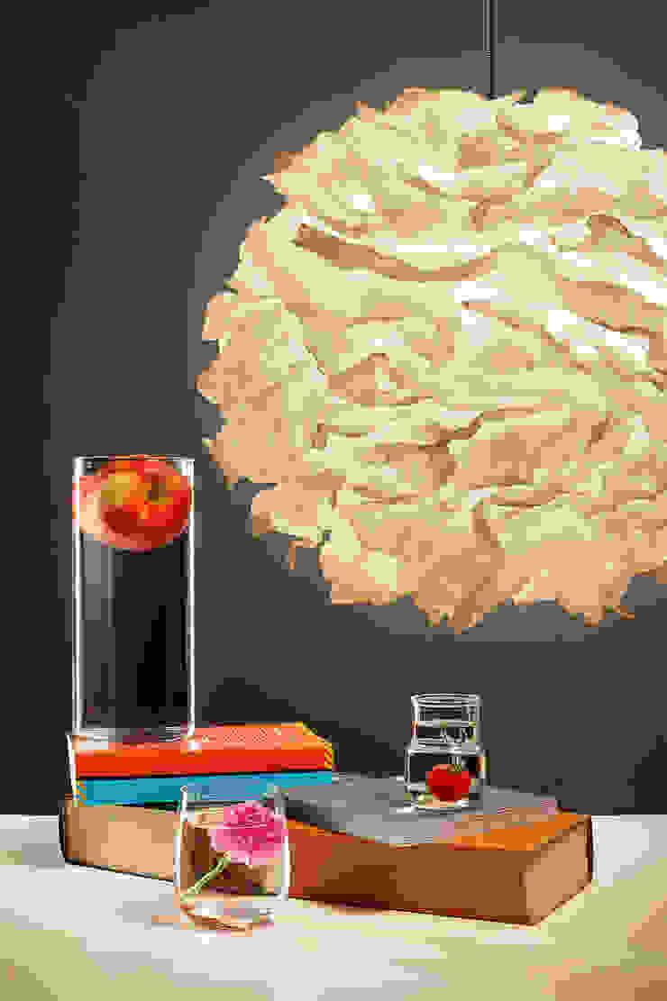 Light Flowers di SeFa Design by nature Eclettico Carta