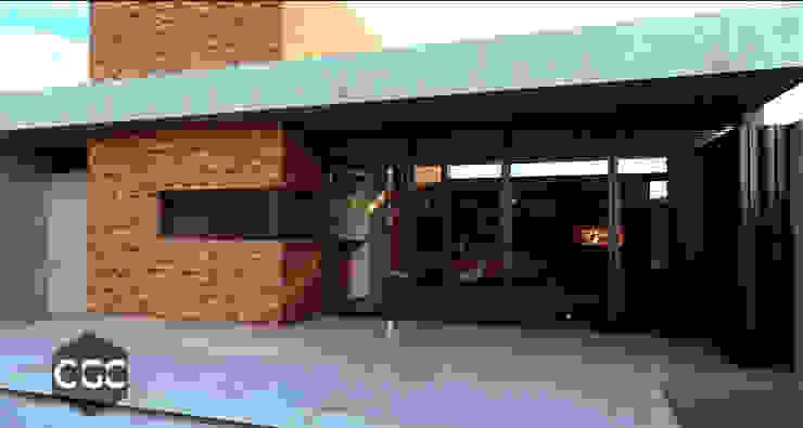Casa 443 Casas clásicas de Arquitectos CGC Clásico
