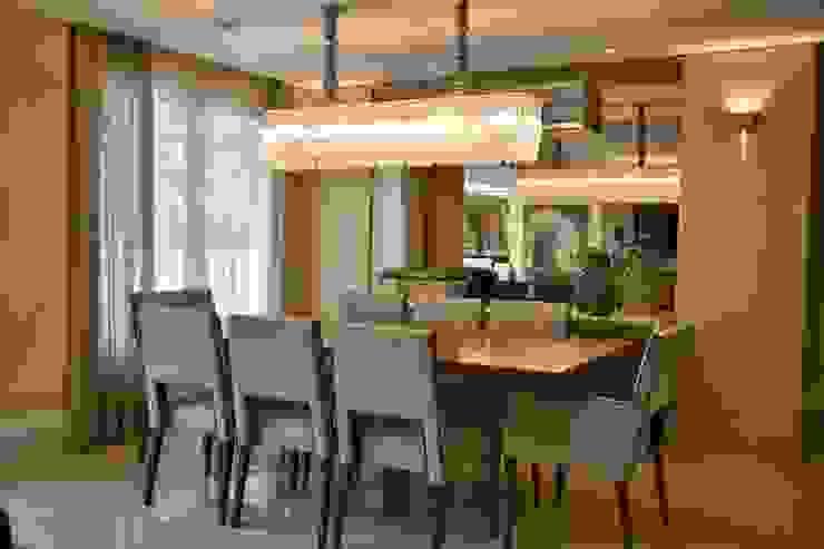 Comedores de estilo  por BG arquitetura | Projetos Comerciais , Moderno