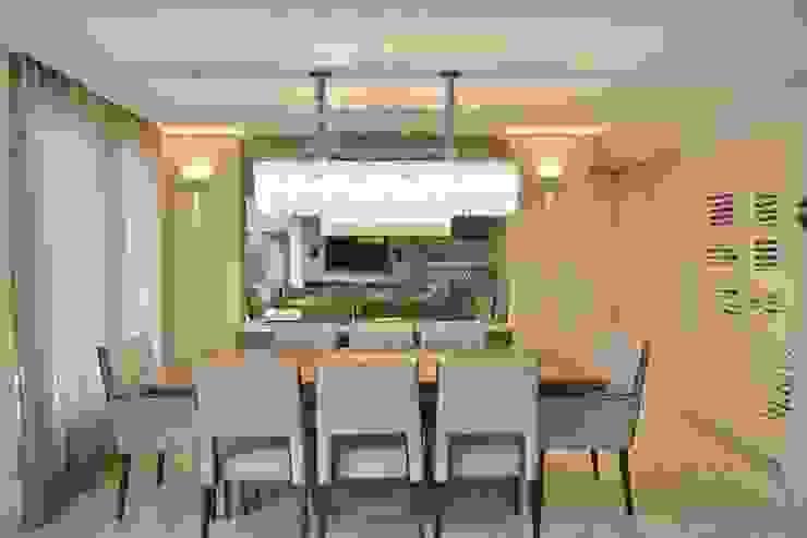Modern dining room by BG arquitetura | Projetos Comerciais Modern