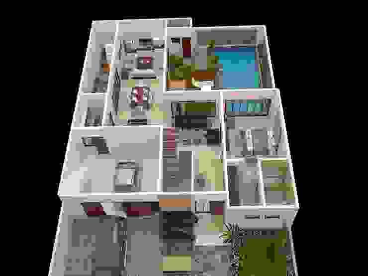 Rumah Tinggal Oleh caklan