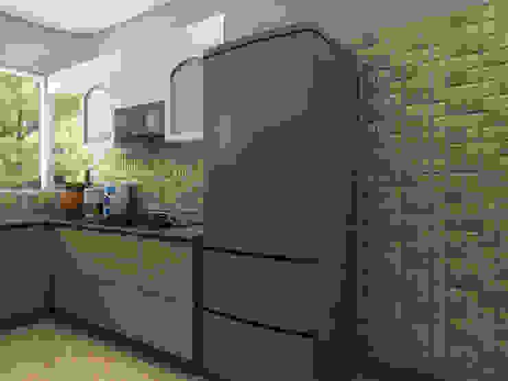Kitchen Designs by Paimaish Minimalist MDF